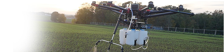 drones agricole